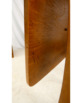 TABLE BASSE GPLAN OVALE STYLE SCANDINAVE